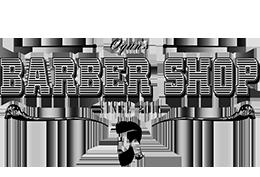 Oguens Barbershop Logo